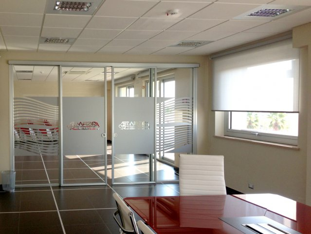 Divisori ambienti stunning pareti divisorie mobili tante - Divisori mobili per ambienti ...